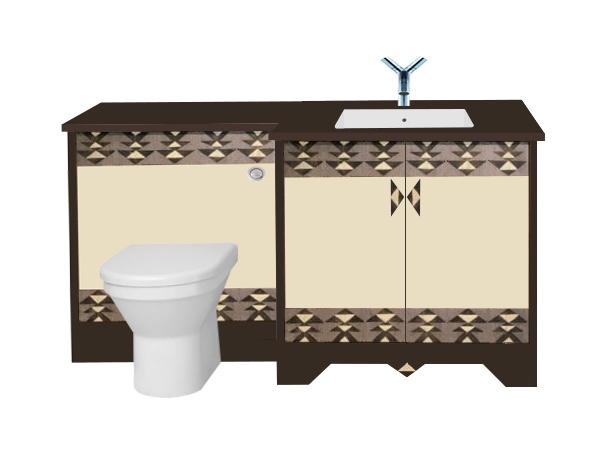 Faller anhänger toilettenwagen wc oscar augsburger