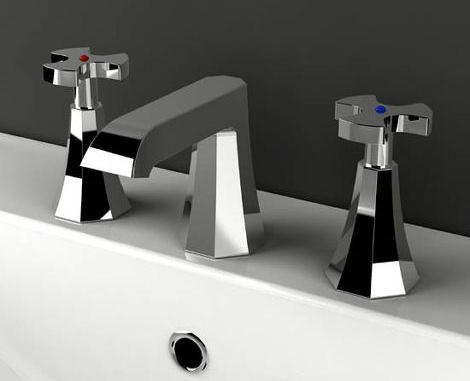 New art deco bathrooms vanity units wall units fitted bathroom