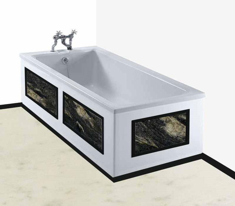 New Art Deco Skyscraper Style Bathroom Vanity Unit