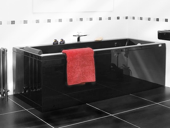 art deco black bathroom suite bathroom design