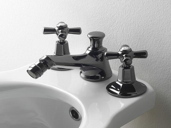 Art Deco Black Bathroom Suite Amp Bathroom Design