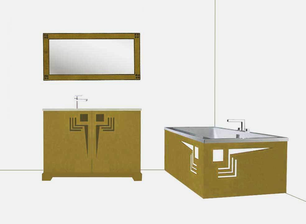 New Art Deco Bathrooms Vanity Units Amp Wall Units Amp Fitted Bathroom Interiors Amp Furniture