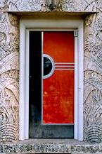 ... Art Deco Front Door