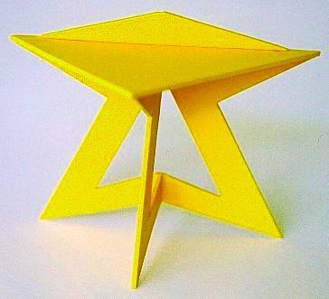 cubism furniture. art deco cubist side table painted decorative furniture cubism u