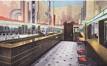 Original art deco kitchens from the 1920s to 1940s - Deco bar design ...