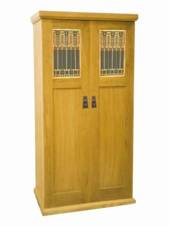 Arts Crafts Movement Oak Painted Beds Wardrobes Bedroom Furniture