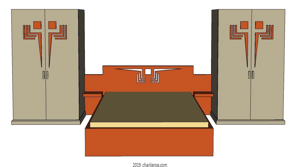 Mission Oak Bedroom Furniture Frank Lloyd Wright Prairie Mission Style Arts Crafts Movement