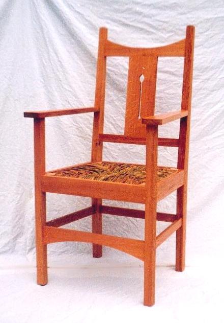 edwin lutyens oak arts crafts movement carver chairs furniture