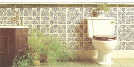 New William Morris Style Arts Amp Crafts Movement Bathrooms