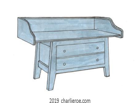 Morris Bedroom Furniture William Wm Morris Co Gothic Arts Crafts Movement Style The