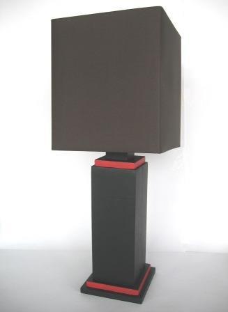 New gerrit rietveld de stijl movement piet mondrian george vantongerloo painted table lamps - Sofa stijl jaar ...