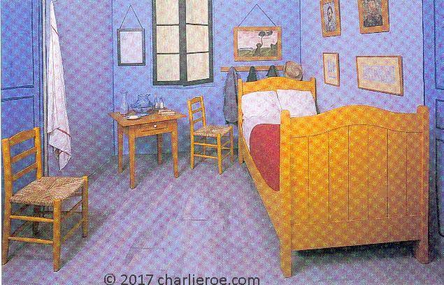 Gallery For Vincent Van Gogh The Bedroom