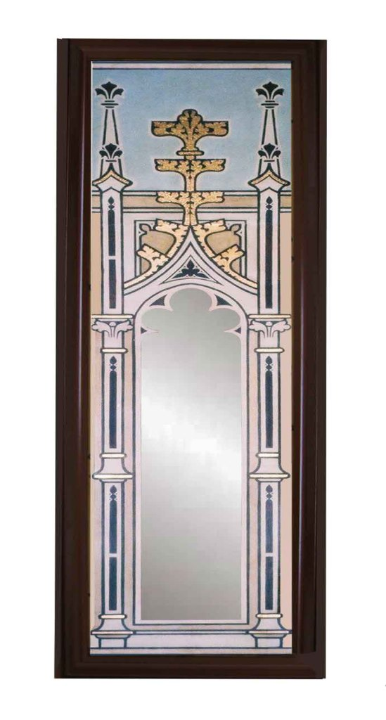 Gothic Style Mirrors Home Design