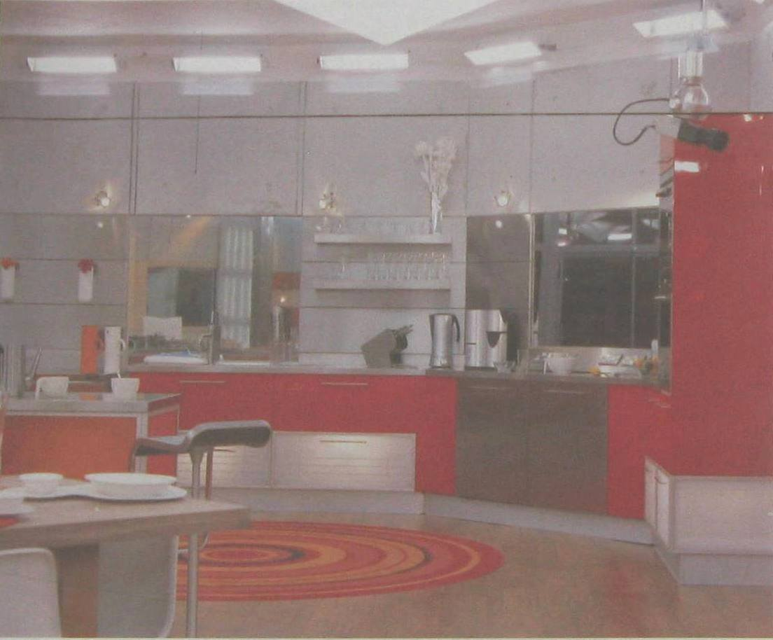 Big Brother Fitted Kitchen Furniture Design
