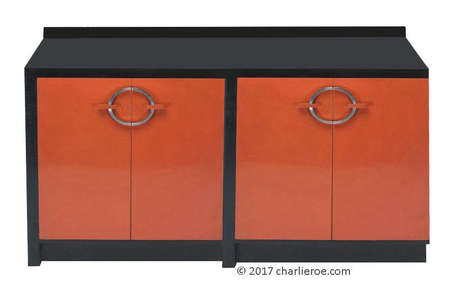 Magnificent New Gilbert Rhode Art Deco Painted Cabinets Amp Sideboards Door Handles Collection Olytizonderlifede